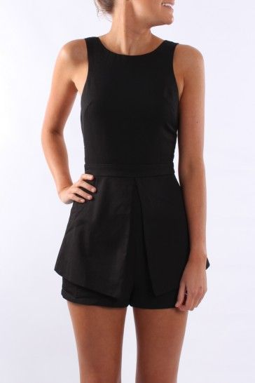 Skipped A Beat Playsuit - Playsuits - Shop by Product - Womens