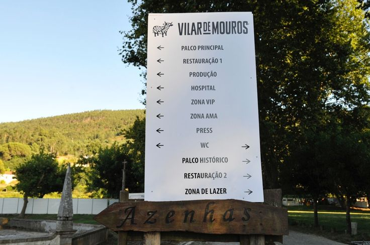 Para não te perderes, aqui fica toda a informação :)  #vilardemouros #festival #recinto #mapa
