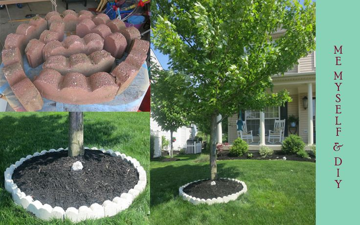 Inexpensive Landscaping Bricks : Cheap landscape d?cor those red bricks were in someone s trash