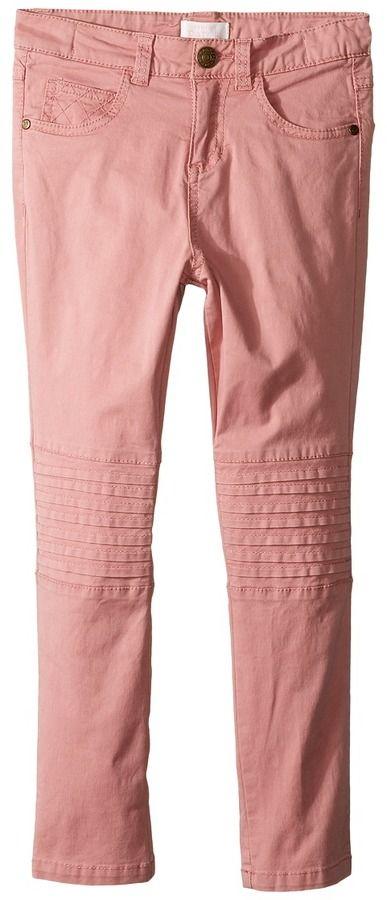 Pumpkin Patch Kids Celina Knee Panel Jeans (Infant/Toddler/Little Kids/Big Kids)