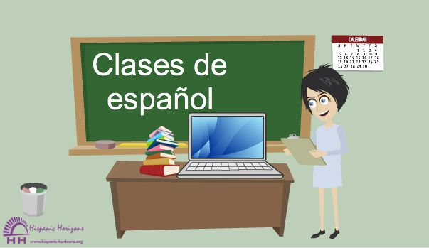 spanish class Spanish lessons, songs and games for children although we do everything we can to make learning spanish fun, we take spanish for children very seriously.