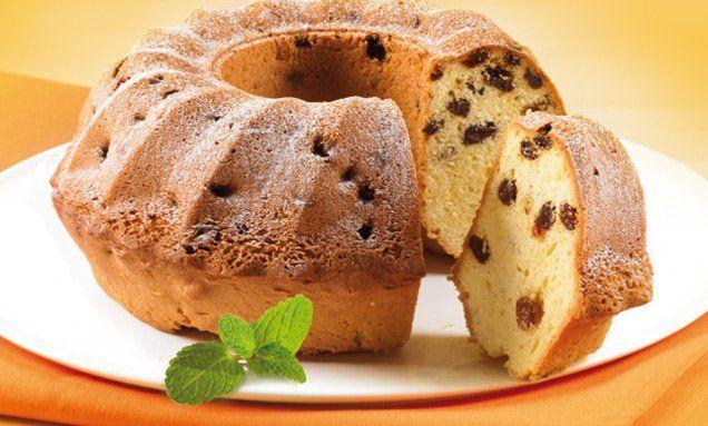 Tulband                              -                                  Zet een lekkere tulband op tafel met behulp van dit gemakkelijke recept. Heerlijk gevuld met krenten en rozijnen.
