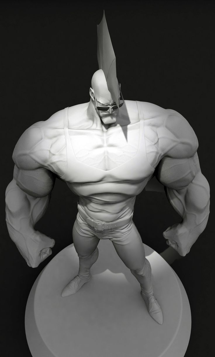 ArtStation - Savage Dragon fan art, Charlie Cunningham