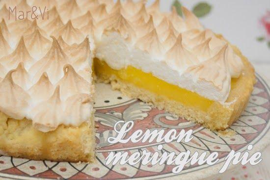 ricetta di lemon meringue pie