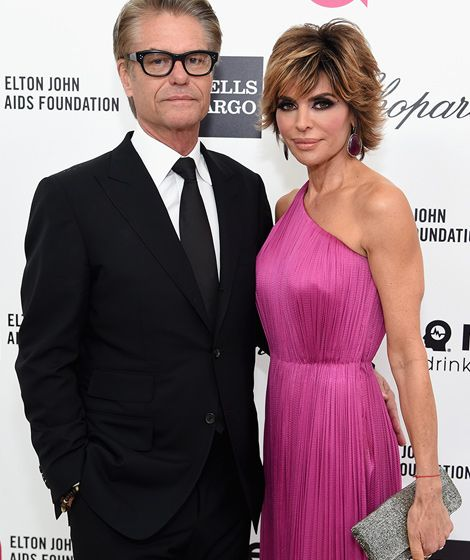 """Lisa Rinna's marriage almost crumbled because of the """"Real Housewives of Beverly Hills"""" -- Find out why! 