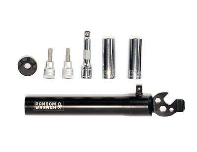 Tools 177846: Dk Random Wrench V3 Multi-Tool Bmx Tool Black -> BUY IT NOW ONLY: $34.99 on eBay!