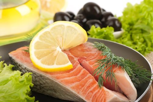 Eat these foods for flat abs... And say goodbye to flabby stomachs! - Seafood - http://www.urbanewomen.com/eat-these-foods-for-flat-abs-and-say-goodbye-to-flabby-stomachs.html