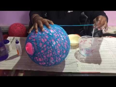 Mad Stuff With Rob - How To Make Balloon Orbs | DIY Craft | DIY Decorations - YouTube