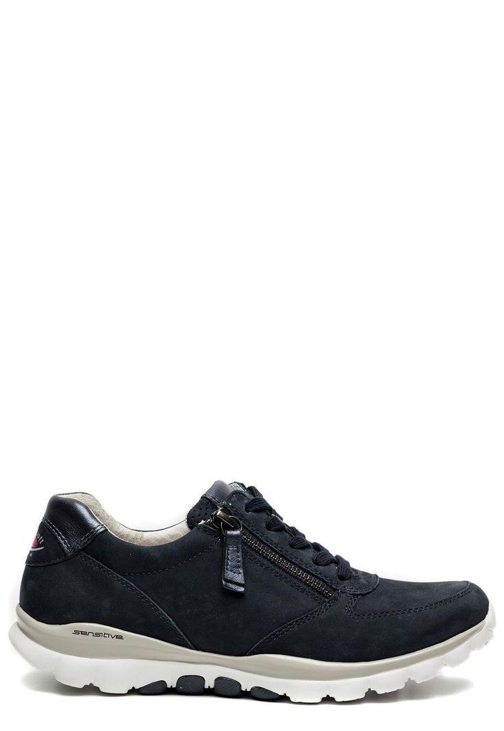 Gabor Sneaker Blauw | Online Kopen | Gratis verzending & Retour | Ziengs.nl