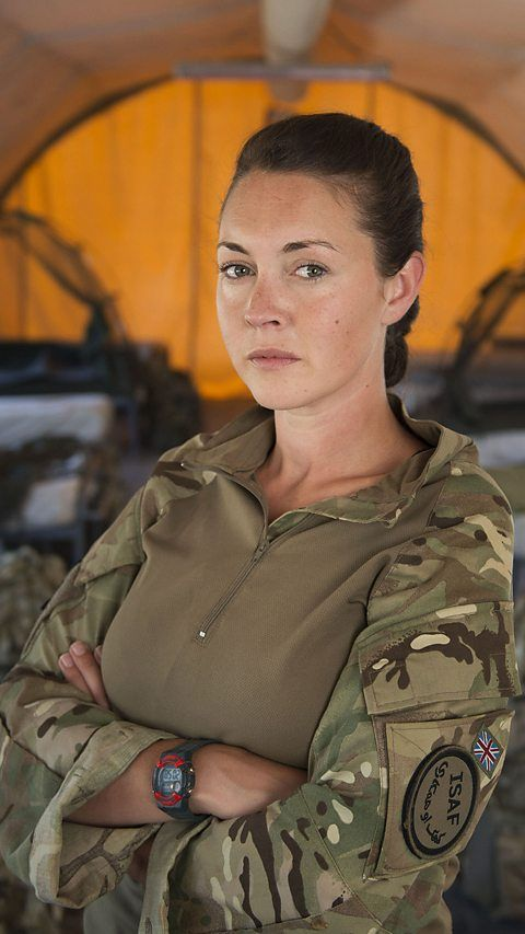 Molly Dawes - Lacey Turner - Our Girl