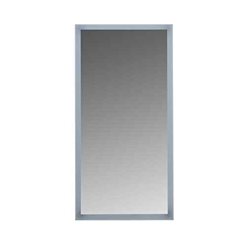 The Isabella Mirror features LED lighting and a sleek, minimalist design for an ultra-modern feel. Sharp angles and clean, frameless lines make the Isabella Mirror a truly versatile addition to your contemporary bathroom or home. The edges of the mirror are lined with LED lights that shine at a... more details available at https://furniture.bestselleroutlets.com/bathroom-furniture/bathroom-mirrors/lighted-vanity-mirrors/product-review-for-maykke-isabella-20-w-x-40-h-led-mirro