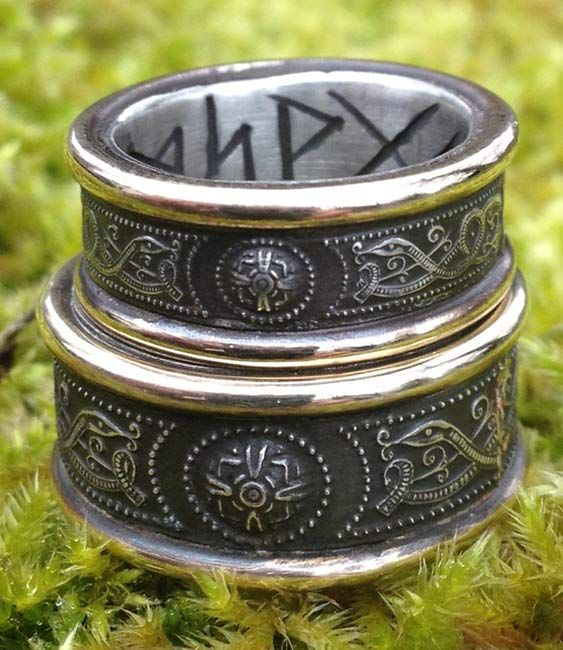 47 Best Viking Rings & Jewelry Images On Pinterest