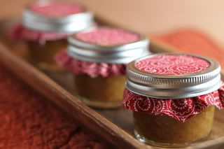 Homemade Peach Butter -- looks pretty easy!  From the Frugal Girls.com