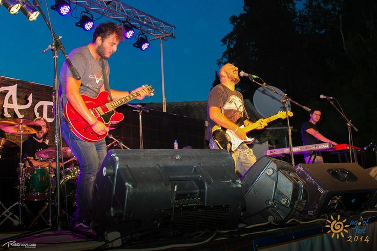 3 and The Cuckoo Agiotfest 2014