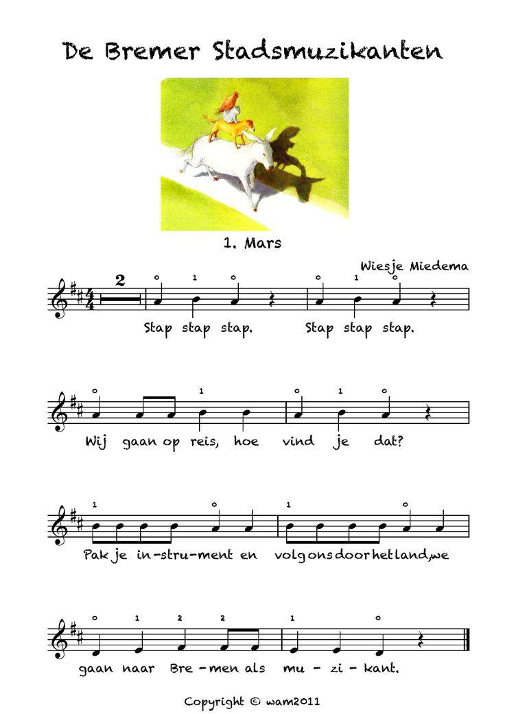 liedje de bremer stadmuzikanten