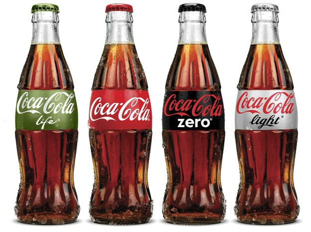 New Coca-Cola Life, made with stevia, enters the market in Argentina | NPR