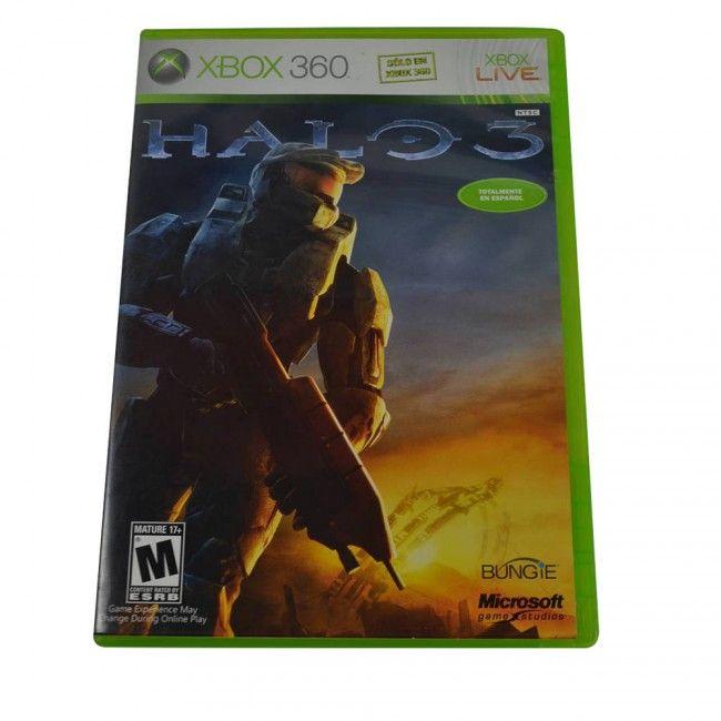 Juego XBox 360 Halo 3 Original - Juegos de Consola - TV, Consolas y Juegos - Tecnología - Sensacional