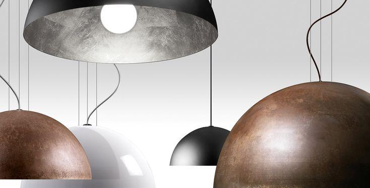 Risultati immagini per lampade sospensione sfere