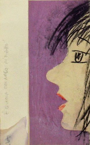 Edna O'Brien  Ragazze di campagna n. 1 - il Quadrifoglio  Progetto grafico e illustrazione di copertina di Marco Biassoni.