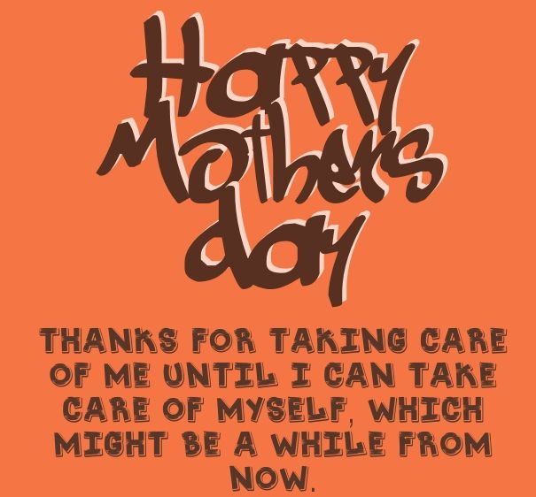 short mothers day quote 2015