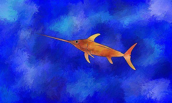 Cersatti - Kessonius V1 - amazing swordfish