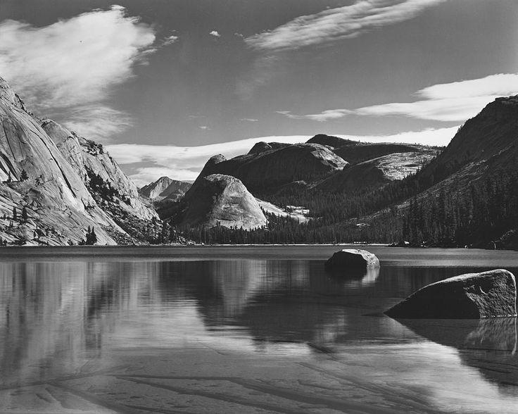 EDWARD WESTON 1886 - 1958 Lake Tenaya