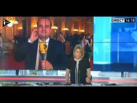 Politique - David Rachline en direct du Sénat sur I-Télé (23/06/16) - http://pouvoirpolitique.com/david-rachline-en-direct-du-senat-sur-i-tele-230616/