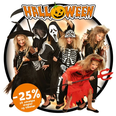 "Design of Halloween pos material for Toys""R""Us in Denmark, Sweeden, Norway, Iceland."