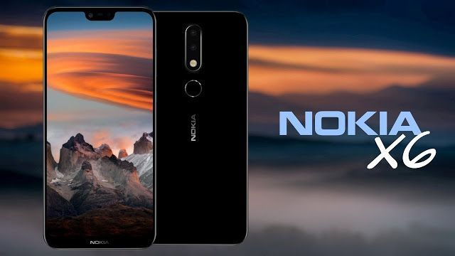Nokia X6 2018 Android Smartphone Best Android Phone Nokia Android Smartphone Nokia X6 Dual Rear Camera Face Unlock 5 8 Inch 4gb 64gb Telepon Android Mobil