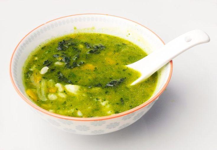 minestra-di-riso-integrale-zucca-e-cavolo-nero macrobiotica