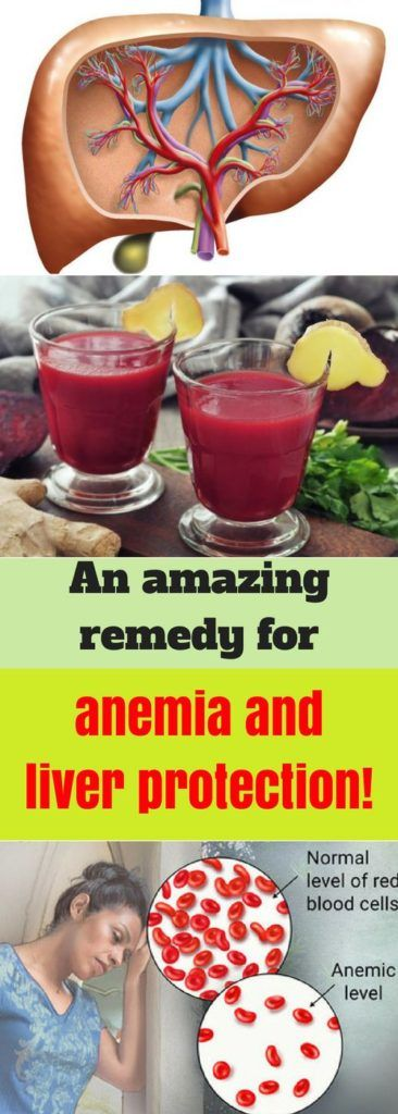 How To Prepare This Amazing Healthy Drink Which Gives Remedy for anemia and liver protection! – Medi Idea