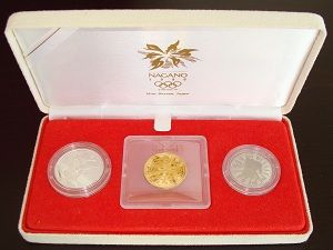 1998年長野冬季オリンピック2次 3点【楽天市場】