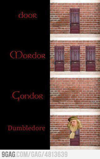 The main doors of fiction ... and the last one is still the best. :)