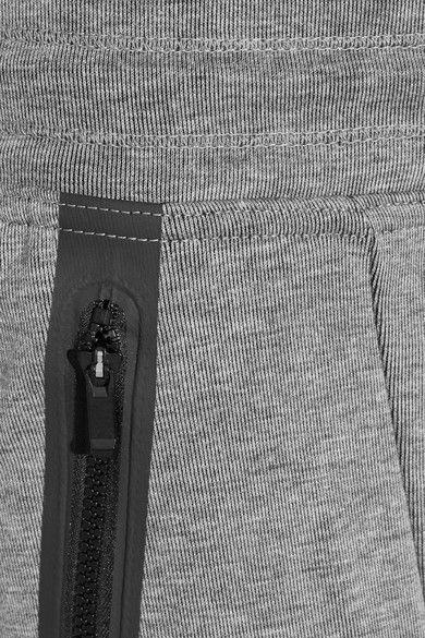 Nike - Tech Fleece Cotton-blend Track Pants - Gray - x large