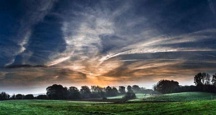 Countryside Sunrise 4c by Jens Krüßmann on 500px