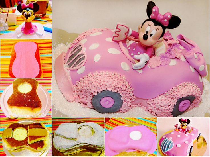 381 best Car Cakes images on Pinterest Car cakes Biscuits and Car