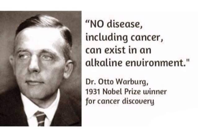 The man who discovered the cause of cancer was quoted saying this yet no one shares or spread this information. Why is the man who discovered cancer left unheard?