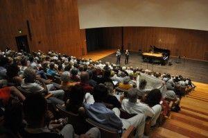 All'Amiata Piano Festival suonano i giovani (ed è sold out) #collemassari #cinigiano #amiatapianofestival #amiata