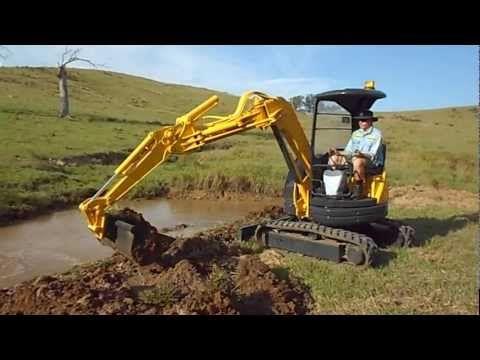 Image result for mini excavator