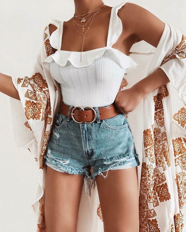 33+ roupas de verão   – Sommer Outfits für Damen