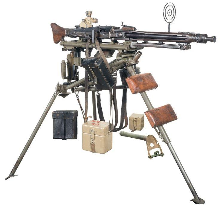 Art of the Gun: German MG-42 Machine Gun