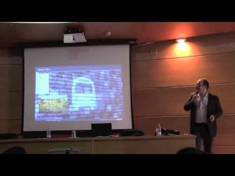 REAL-TIME MOBILITY DATA MINING : charla ofrecida por Luis Moreira Matías en la Sala de Grados del Edificio de Informática y Matemáticas el 18 de julio de 2016.