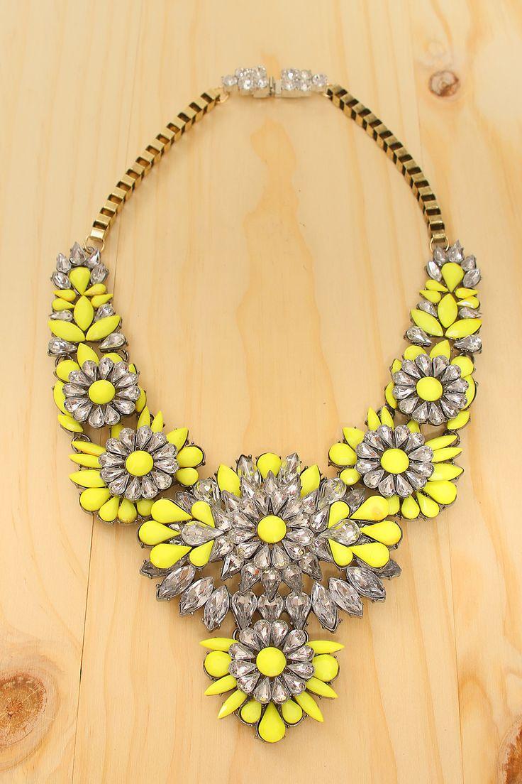 Holi Festival necklace