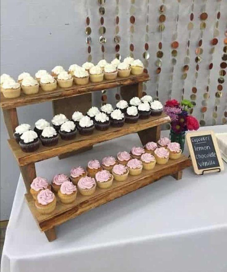 Cupcake Stand Plan Wedding Stand Plan Craft Show Display Plan