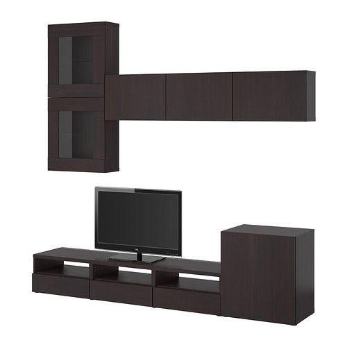 Besta TV Unit from Ikea   Knockdown TV Units   Pinterest