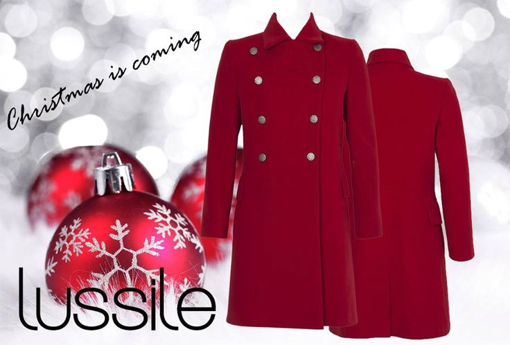 Lussile Military Coat A/W 14