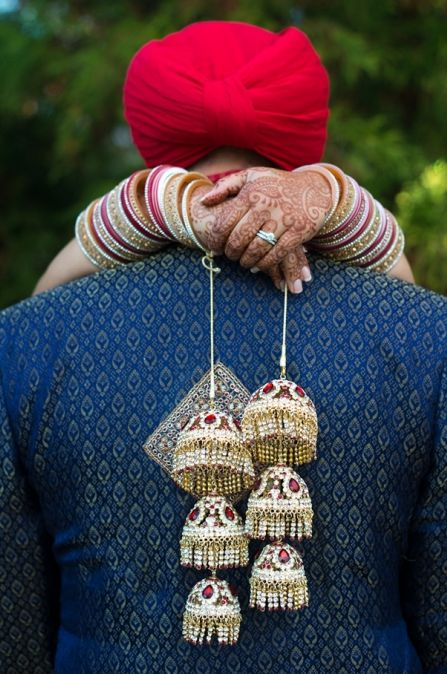 punjabi traditional wedding bangles so pretty