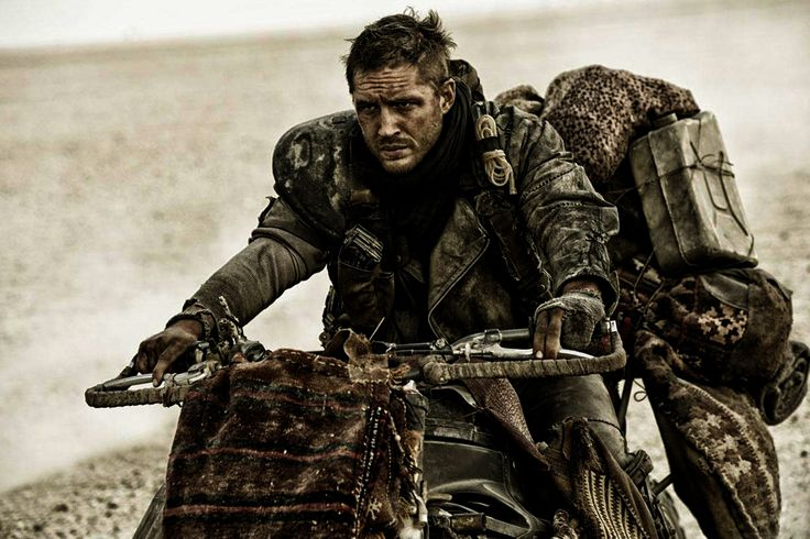 """Tom Hardy on 'Mad Max' sequels -- """"There's a couple of those floating around"""""""