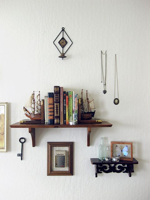 Wall hangings by Charmaine Olivia