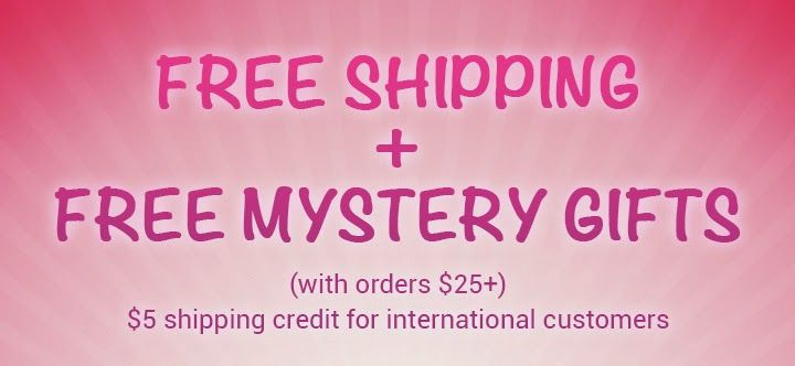 Beauty and the Mist - everything about beauty: FREE SHIPPING plus two Mystery Gifts